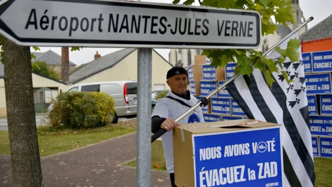 Notre-Dame-des-Landes: décollage imminent du chantier