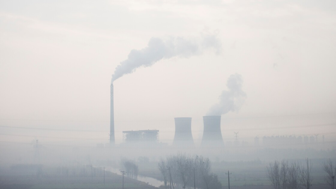La Chine va taxer la pollution... mais pas le CO2