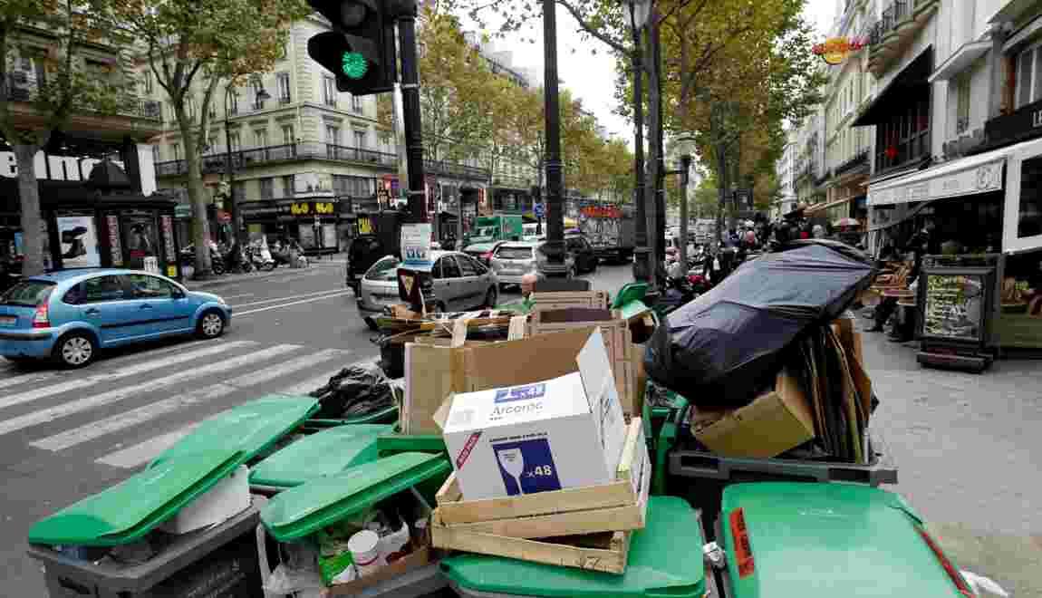 Propreté à Paris: Anne Hidalgo fustige l'incivisme