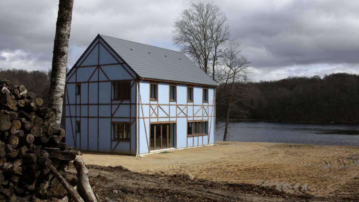 """Dans la Creuse, une maison nommée """"Avenir"""""""