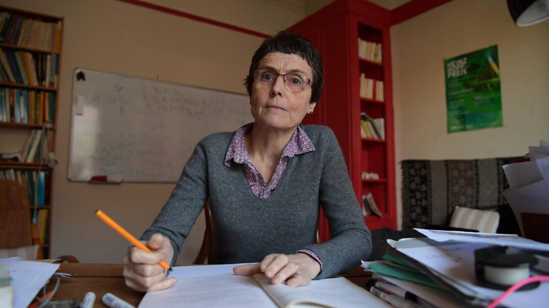Claire Voisin, une virtuose des maths médaille d'or du CNRS