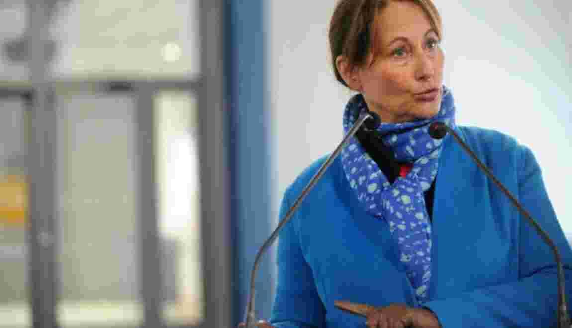 Emissions polluantes: Royal se défend de favoriser le diesel dans l'UE