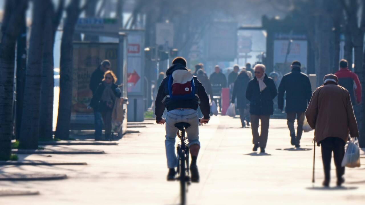A pied, à vélo, chez soi, mesurer en temps réel la qualité de l'air