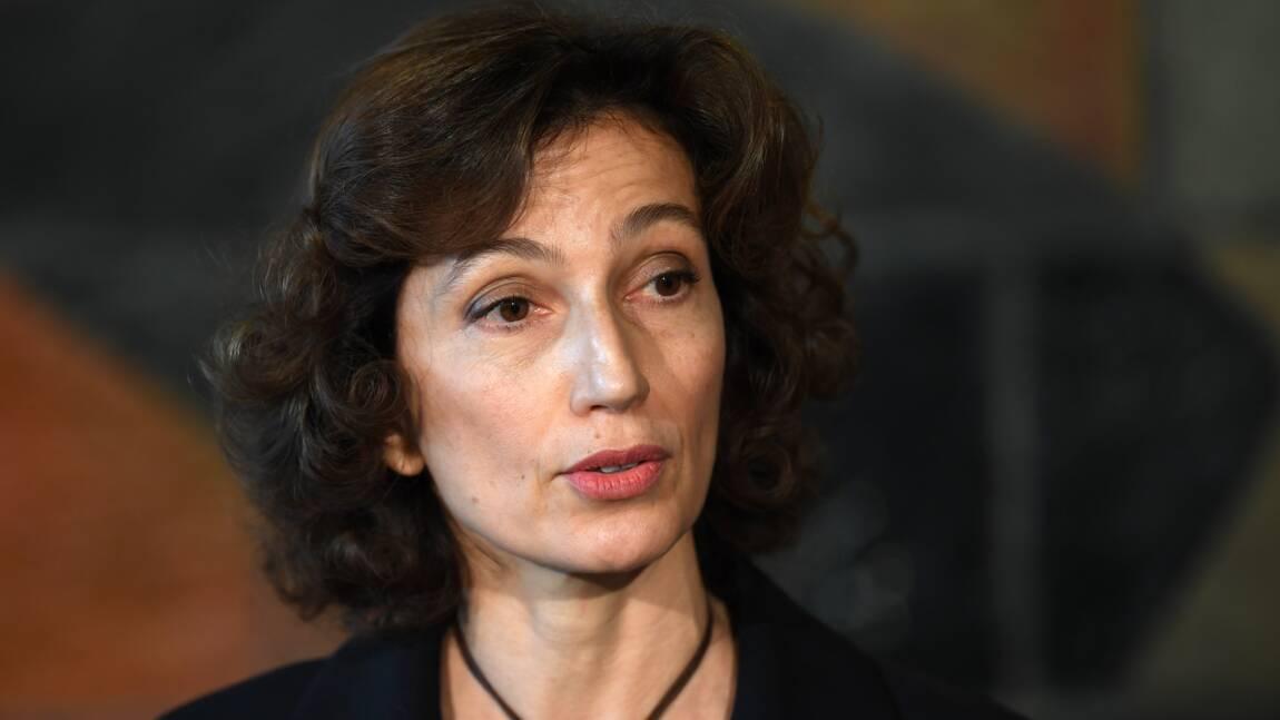 """Les Etats-Unis ne sont """"pas l'alpha et l'oméga de l'Unesco"""", selon sa directrice"""