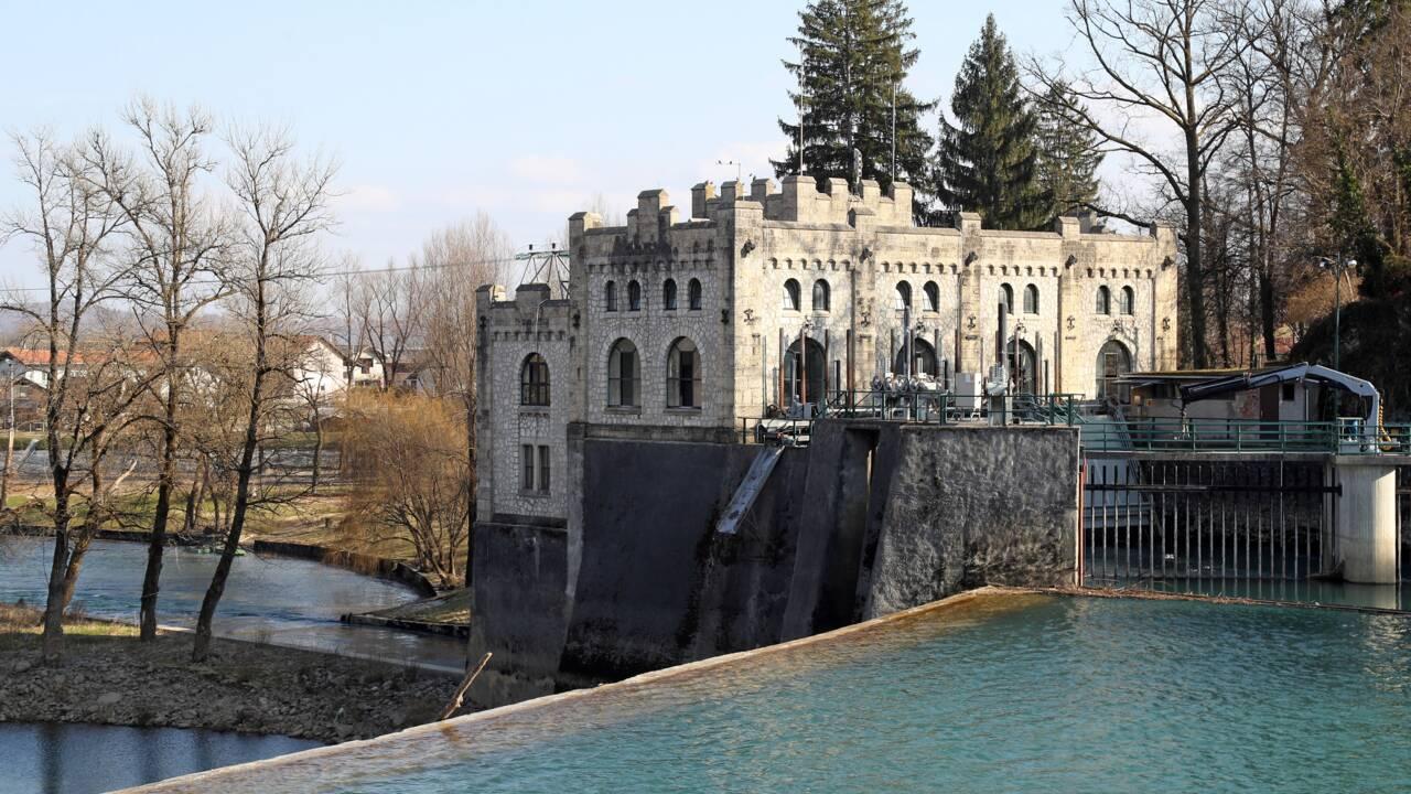 Les rivières de Croatie face au péril hydro-électrique