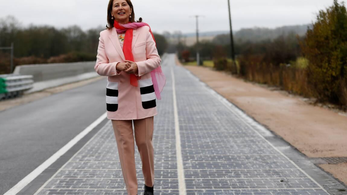 La première route solaire a un an: ça marche mais c'est bruyant