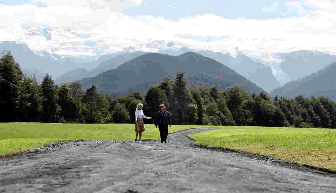 """Chili: donation de terres record du """"milliardaire vert"""" pour éteindre la polémique"""