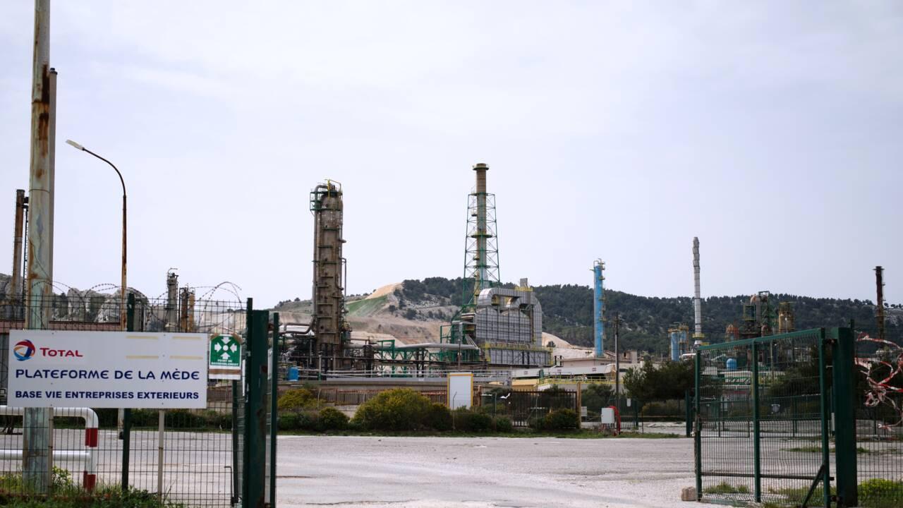 Inquiétudes sur la reconversion d'un site de Total en bioraffinerie
