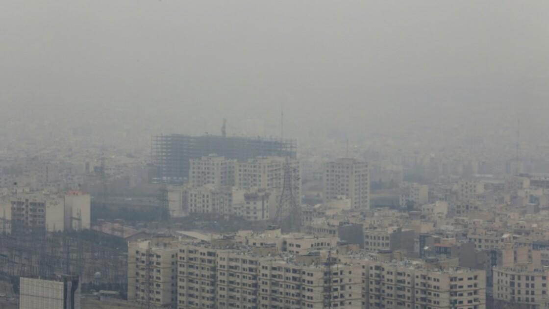 Iran: écoles fermées à Téhéran à cause d'une forte pollution