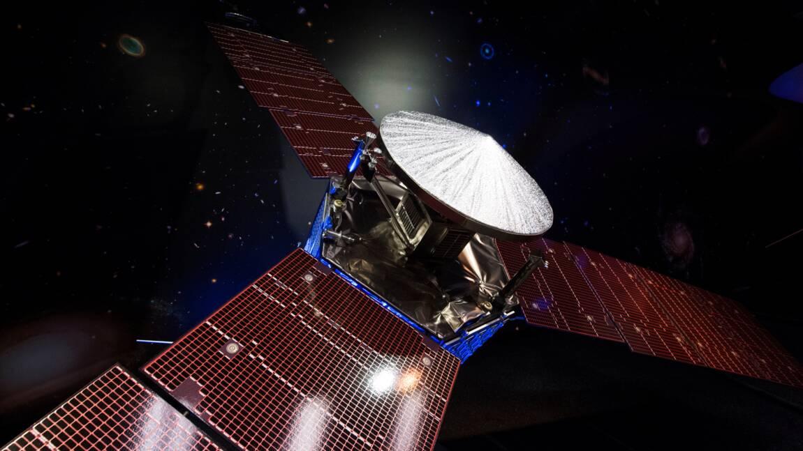 La sonde Juno a un problème de moteur et ses ordinateurs sont en veille