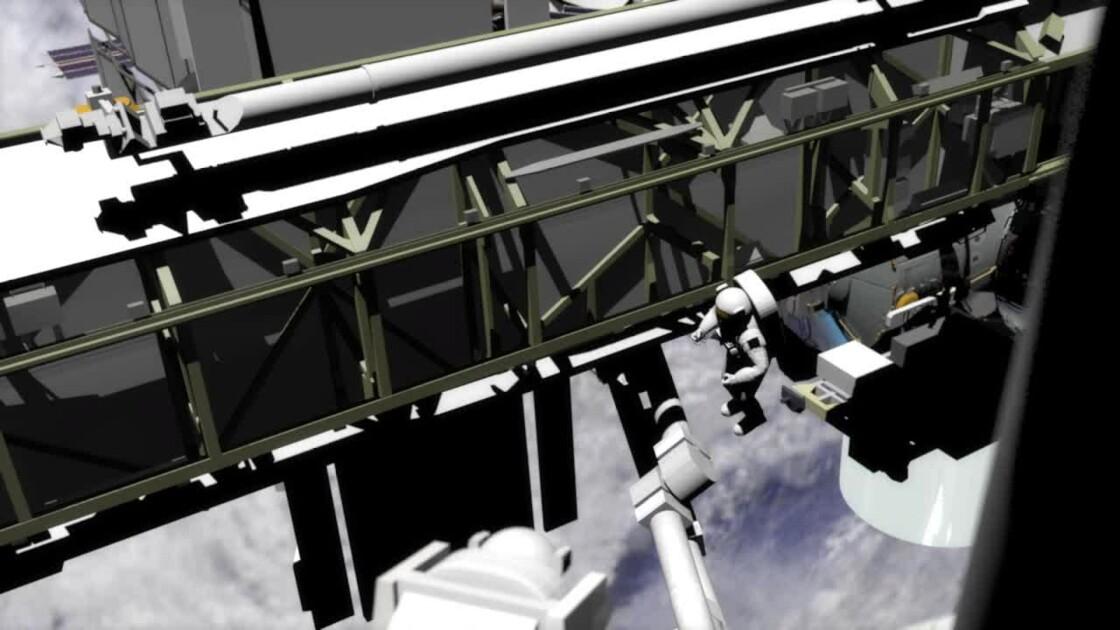 Une fuite d'eau retarde la 200e sortie de la Station spatiale