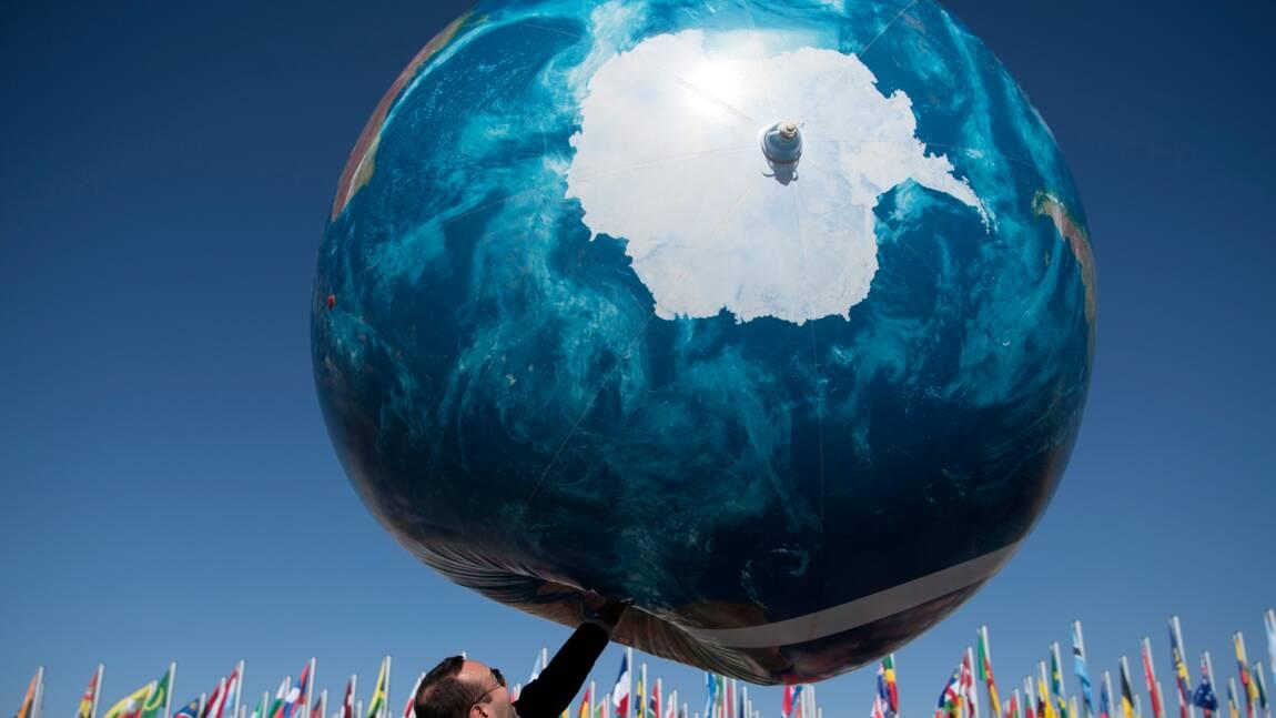 Climat: Canada-UE-Chine et le G20 au chevet de l'accord de Paris