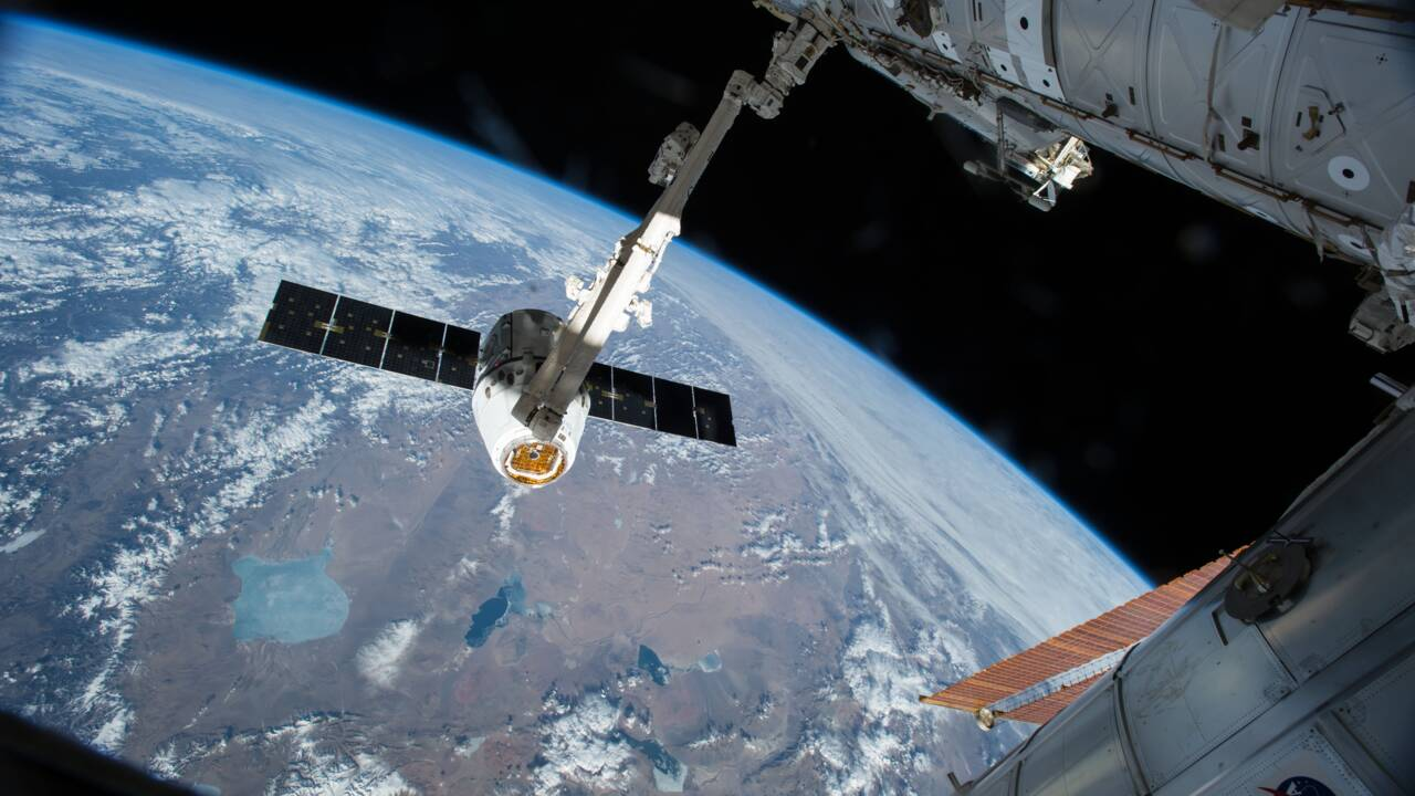 La NASA veut faire appel à des entreprises privées pour gérer la Station spatiale