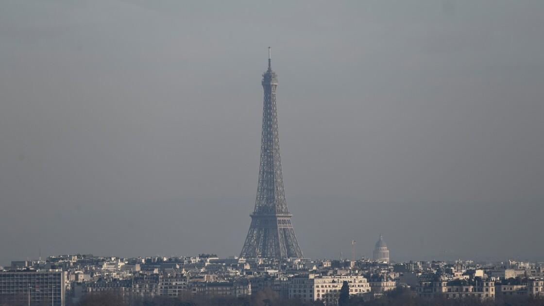Pollution: circulation différenciée vendredi en Île-de-France