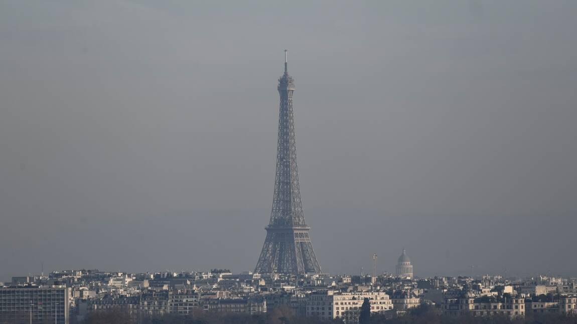 La qualité de l'air s'améliore à Paris et Grenoble, levée des restrictions de circulation