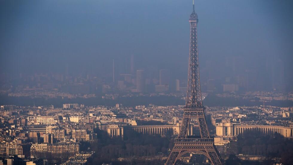 Pollution en Ile-de-France: la restriction de la circulation prend fin à minuit