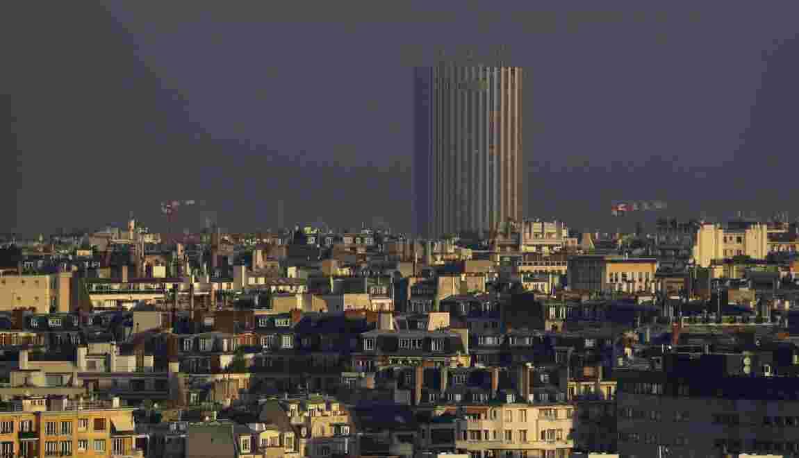 Fin du pic de pollution ce week-end à Paris