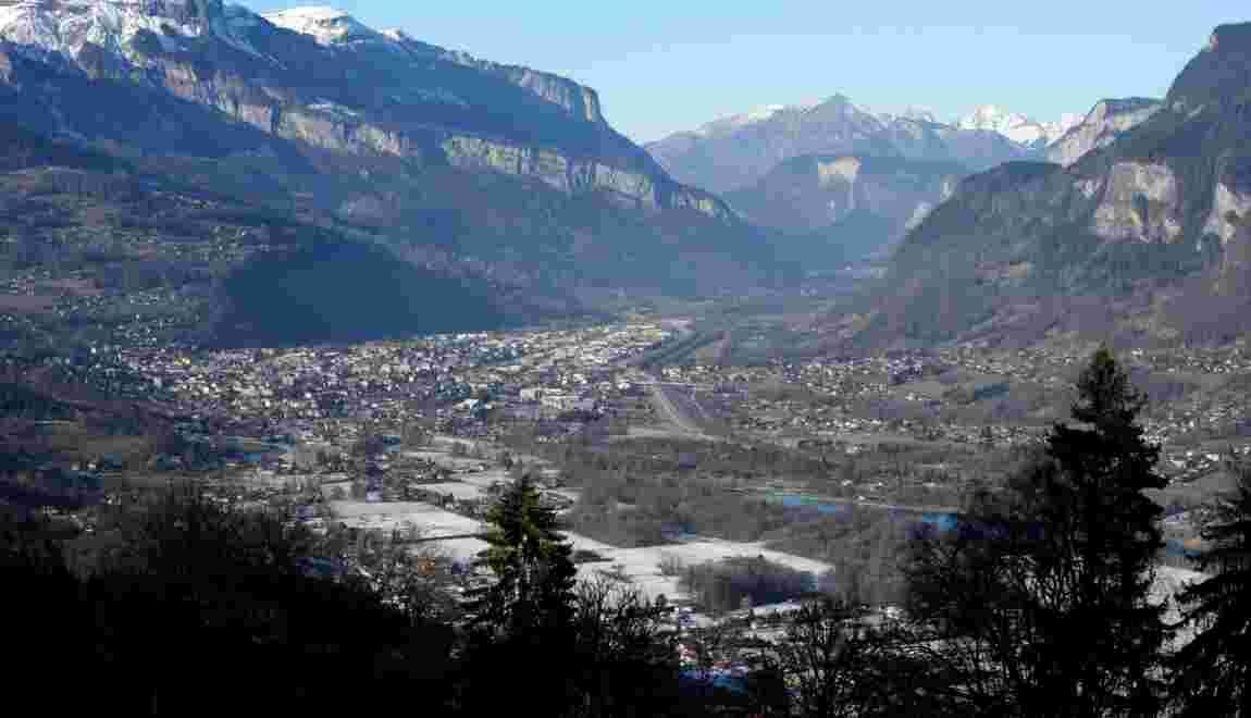 Pollution de l'air: les autorités au chevet de la Vallée de l'Arve