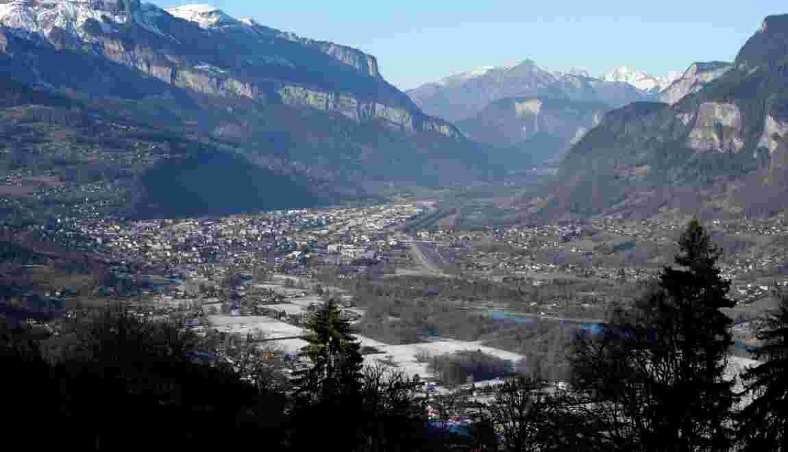 Pollution: la vallée de l'Arve respire mieux
