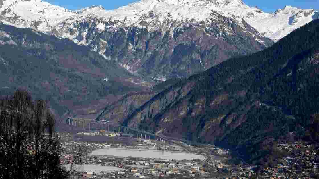 La vallée de l'Arve entre dans son deuxième mois de pic de pollution