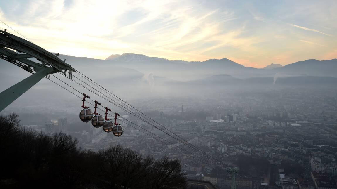 Pollution: Grenoble met fin aux restrictions de circulation dimanche