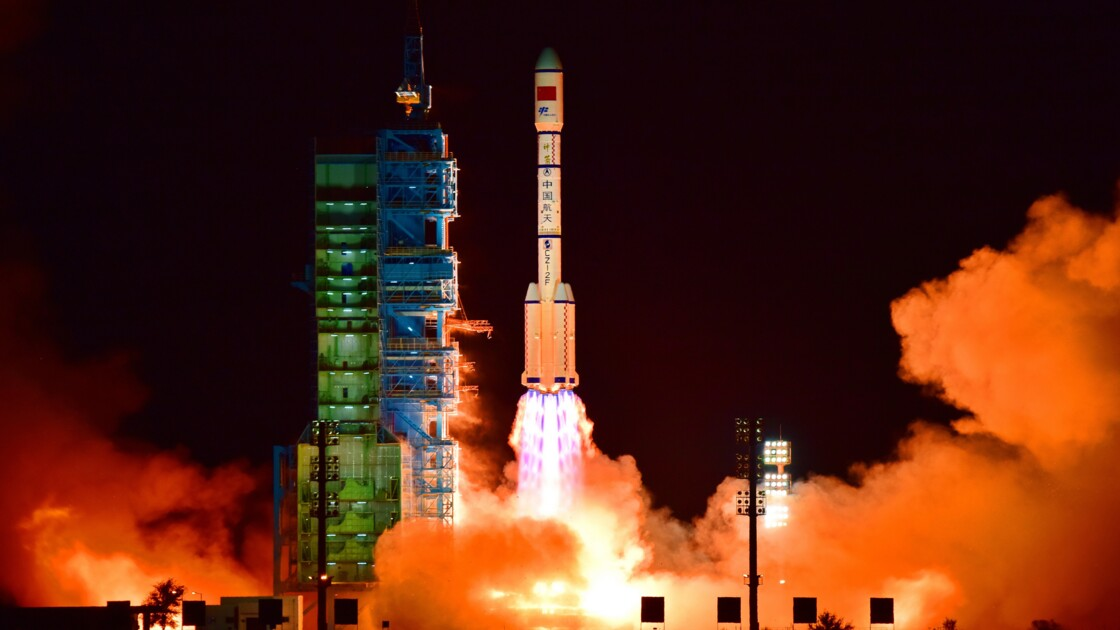 La Chine lance un satellite de détection du CO2