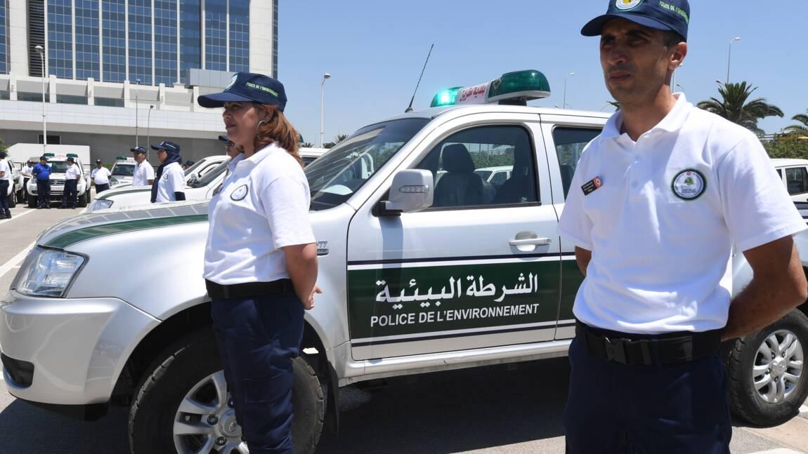 Tunisie: une police environnementale face à la prolifération des déchets