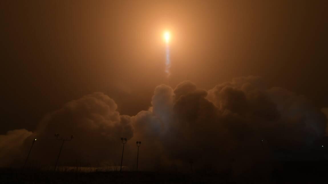 Les Américains peut-être absents de l'espace après novembre 2019