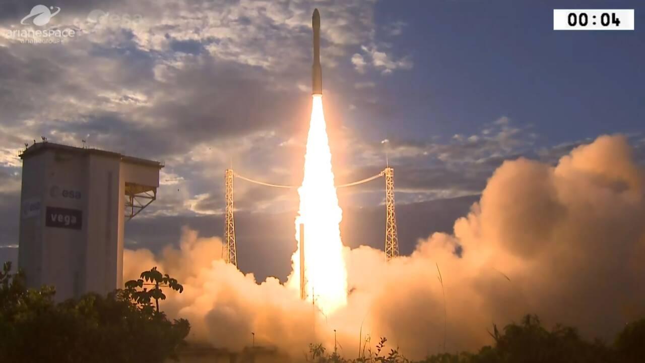 Un satellite européen inédit d'étude des vents mis sur orbite