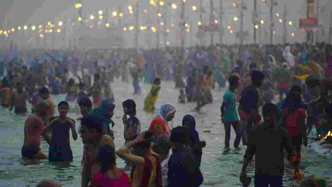 Inde: le Gange doté d'une personnalité juridique