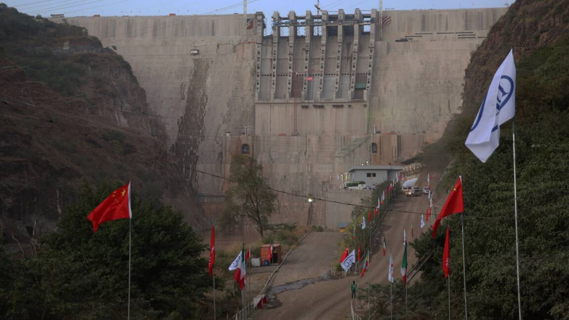 L'Ethiopie inaugure un barrage controversé