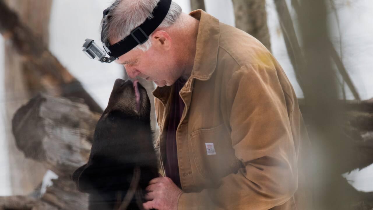 Ben Kilham, l'homme qui comprenait les ours