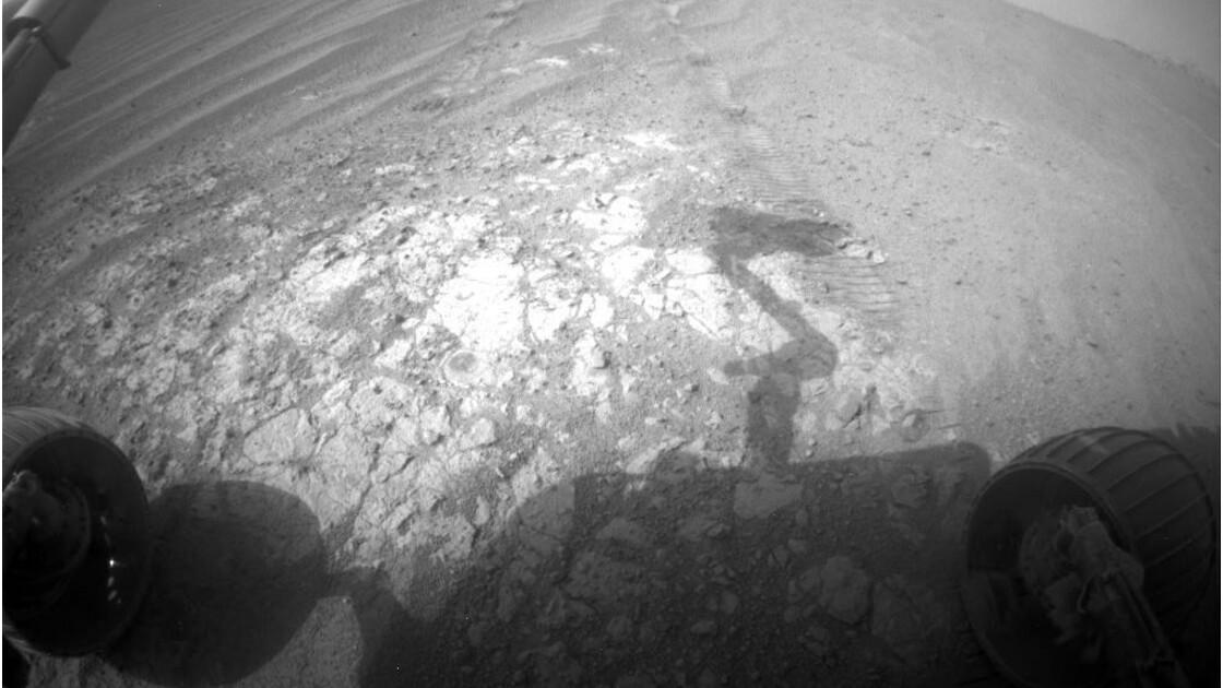 Le ciel se dégage sur Mars, où le robot Opportunity tente de survivre