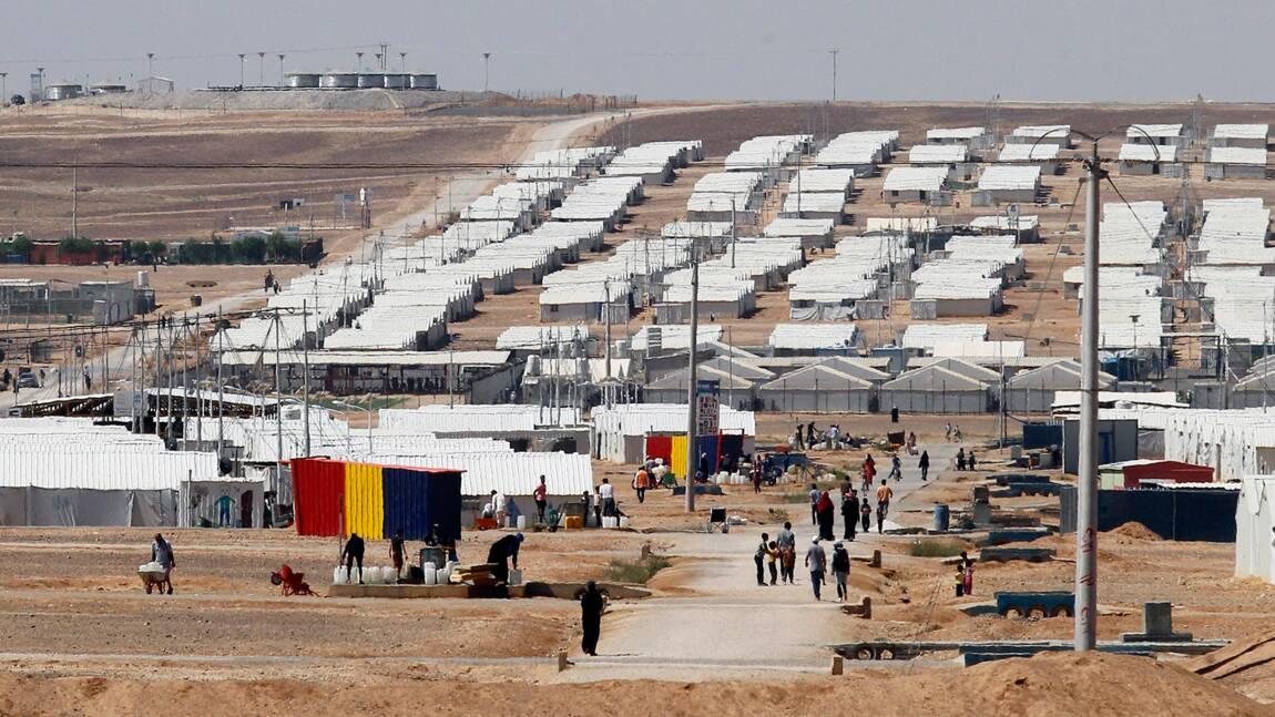 En Jordanie, l'énergie solaire redonne un semblant de vie normale à des réfugiés