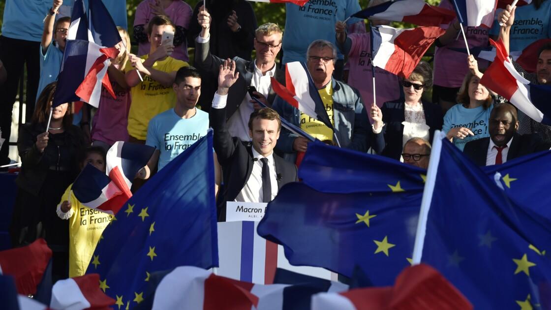 """Climat: Macron """"fera tout"""" pour que Trump reste dans la COP21"""