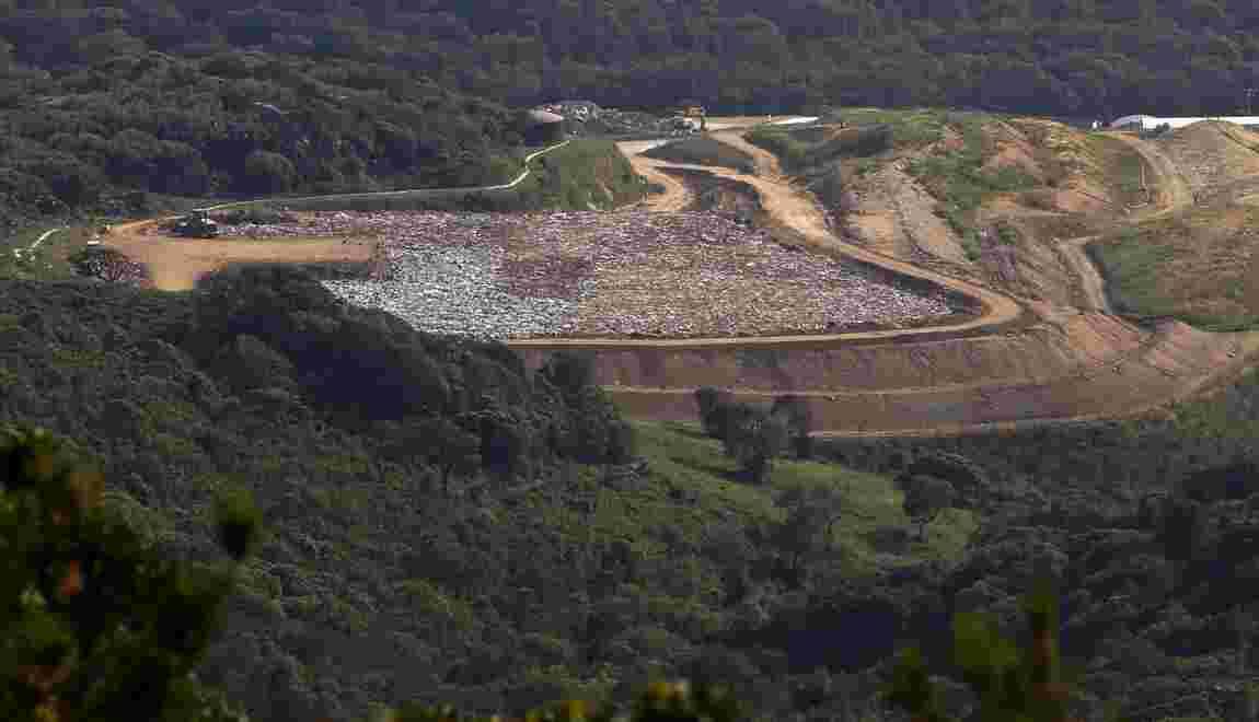 La gestion des déchets en Corse, source de crises récurrentes