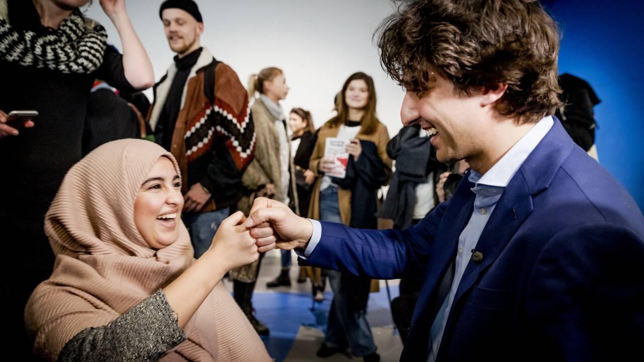 Pays-Bas: un jeune chef écologiste prêt à braver l'extrême droite