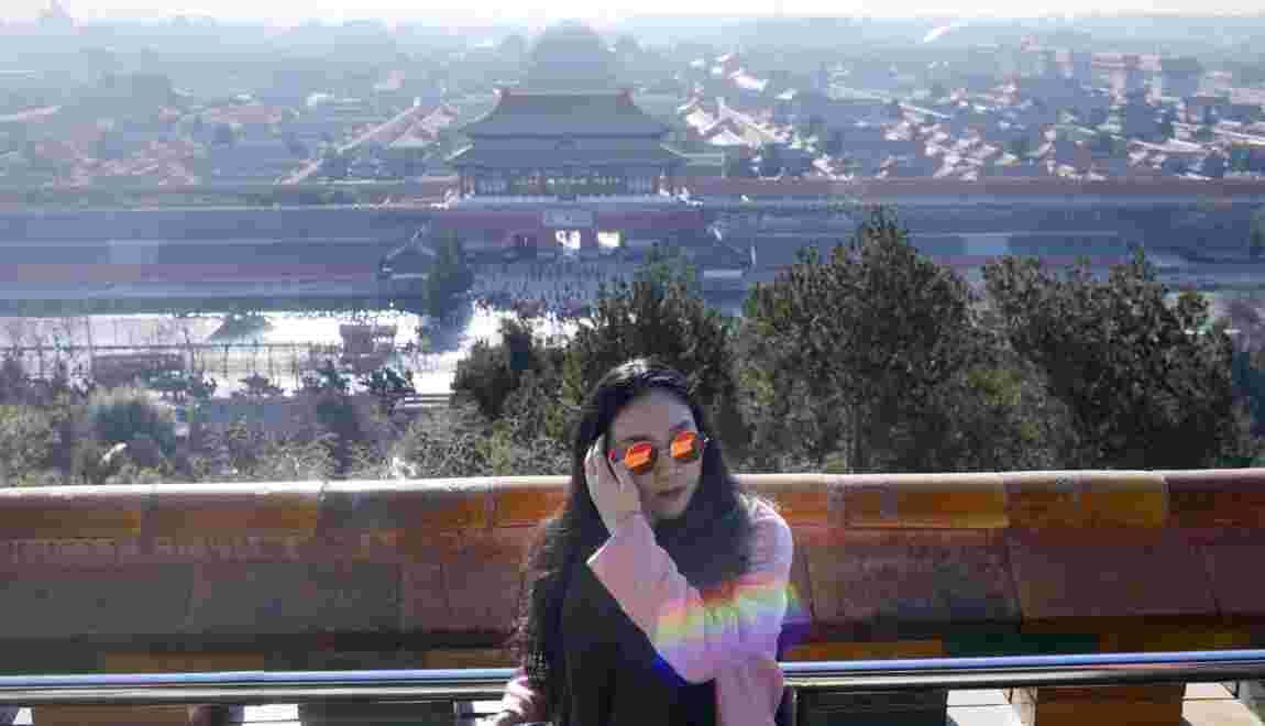 Pollution: retour du bleu à Pékin après six jours d'alerte rouge