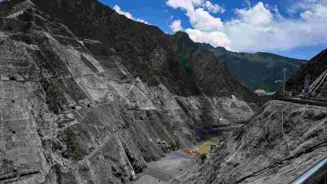 Au Tibet, des vallées englouties au nom de la défense du climat