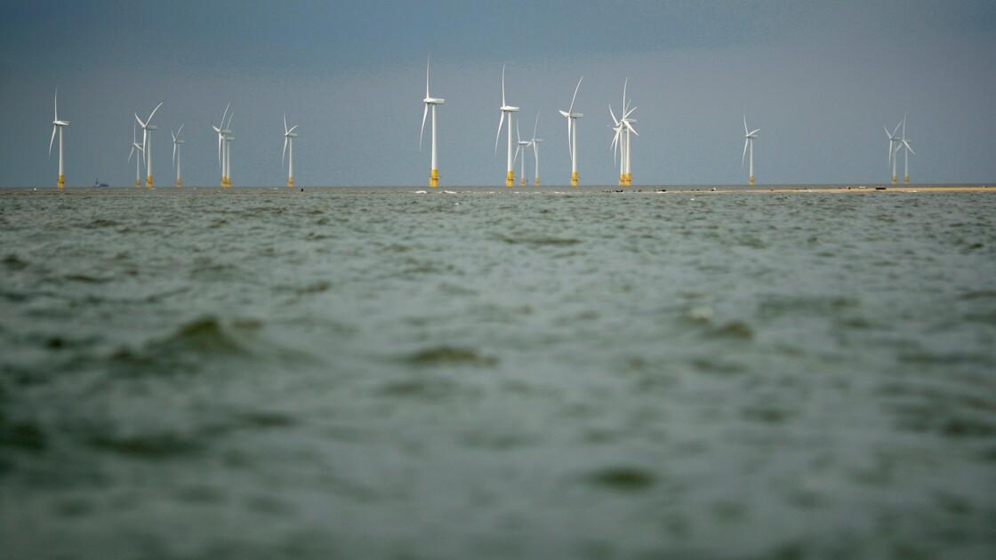 Des opposants à des éoliennes au large des plages du Débarquement déboutés