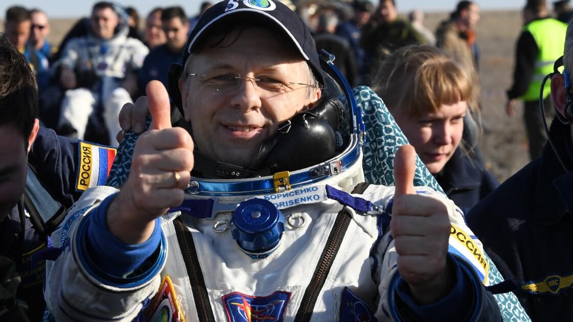 Retour sur Terre réussi pour des cosmonautes de l'ISS