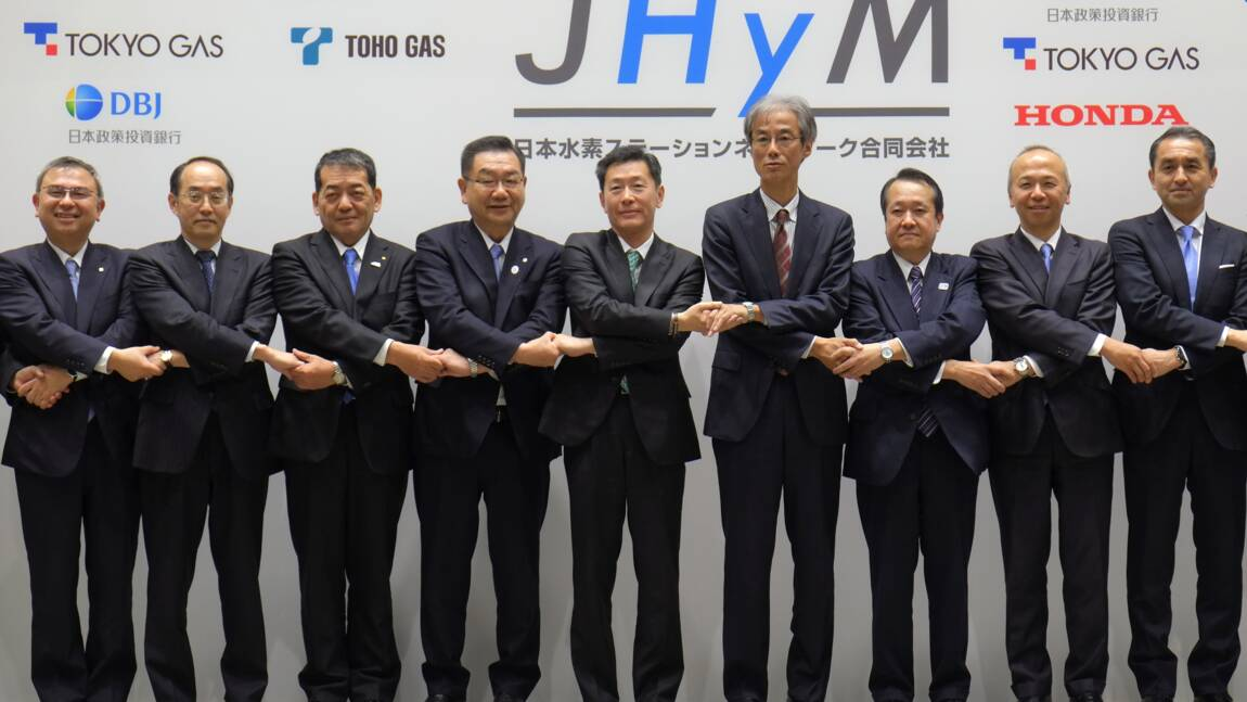Au Japon, union des forces pour accélérer le déploiement de l'hydrogène