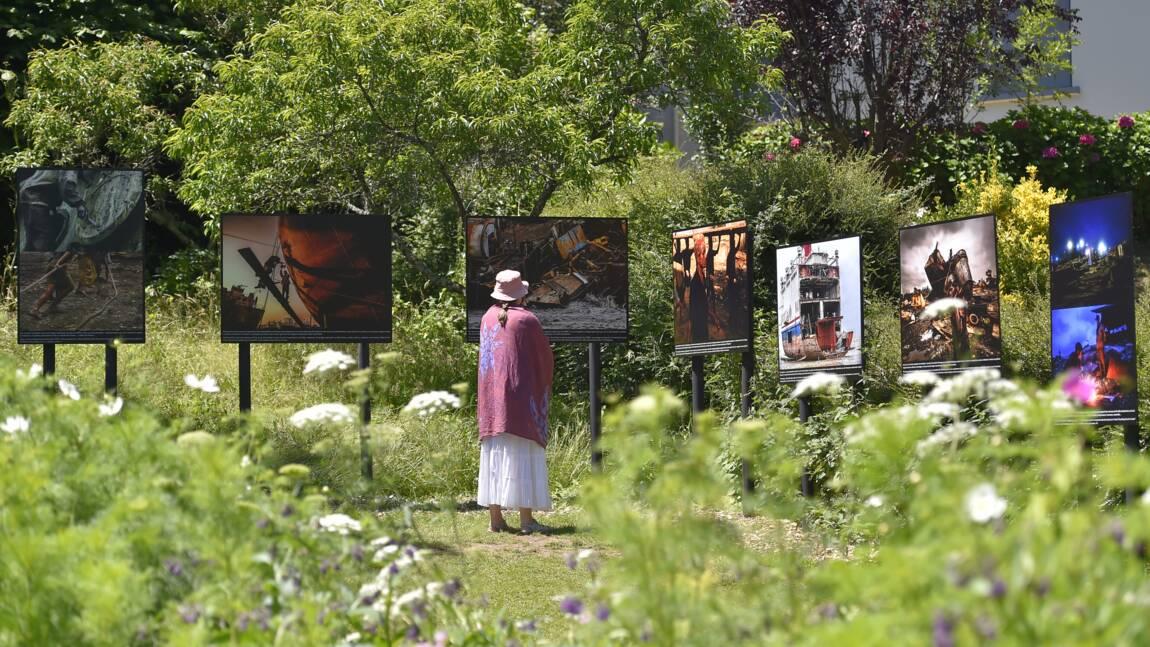 """Les photographes """"protecteurs"""" d'une planète surexploitée à La Gacilly"""
