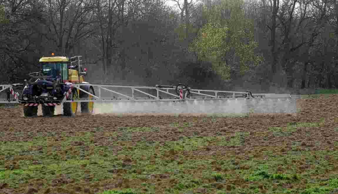 Pesticides: les ventes reculent en France pour la première fois depuis 2008