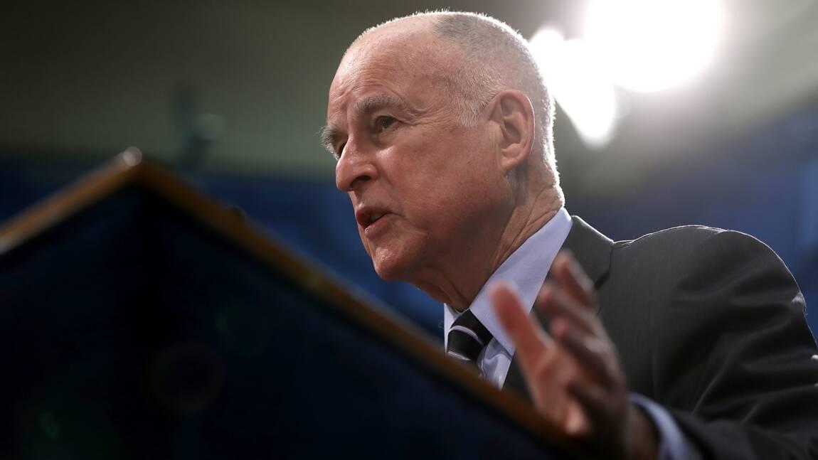 """La Californie prête à remplacer le """"déserteur"""" Trump sur le climat"""