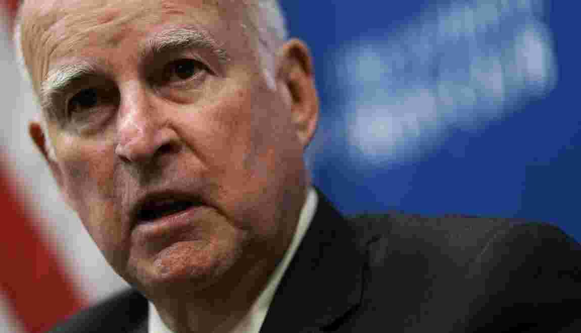 """Trump a le pouvoir de """"saboter"""" la transition écologique, selon le gouverneur de Californie"""