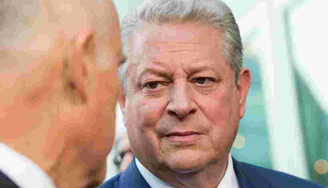"""Al Gore : """"l'Amérique tiendra ses engagements"""" sur le climat, Trump ou pas"""