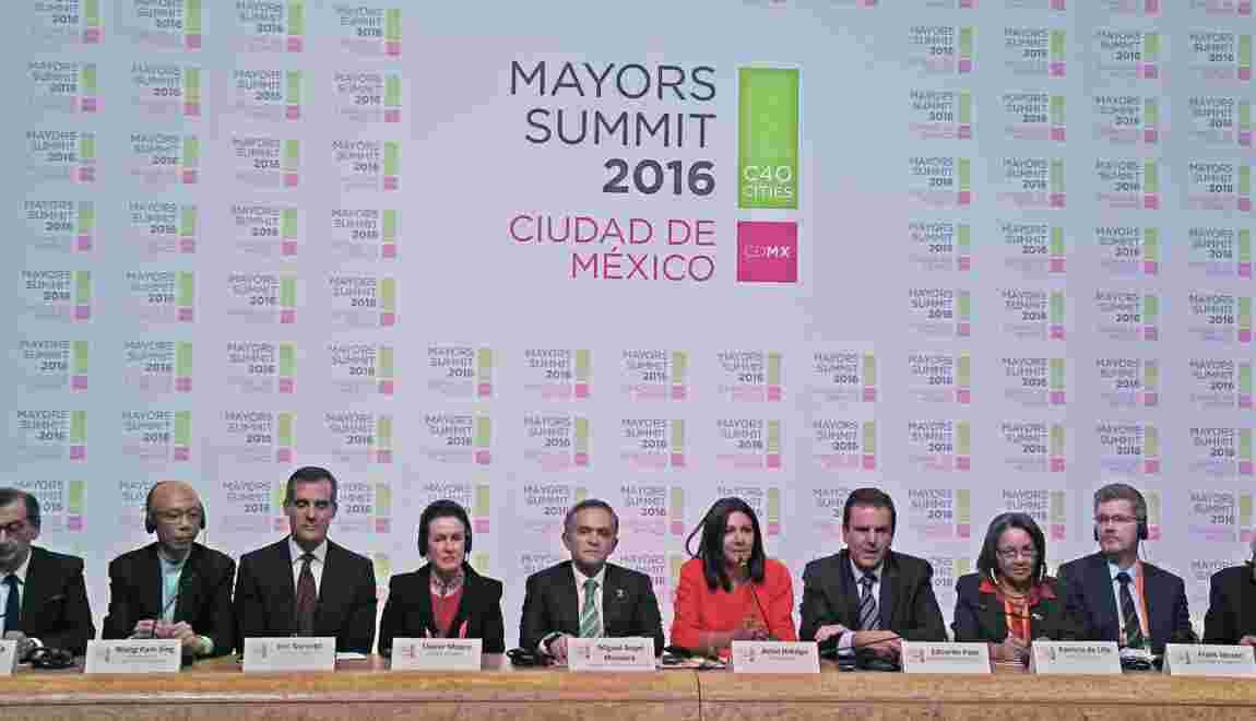 La lutte contre le réchauffement passera par les grandes villes