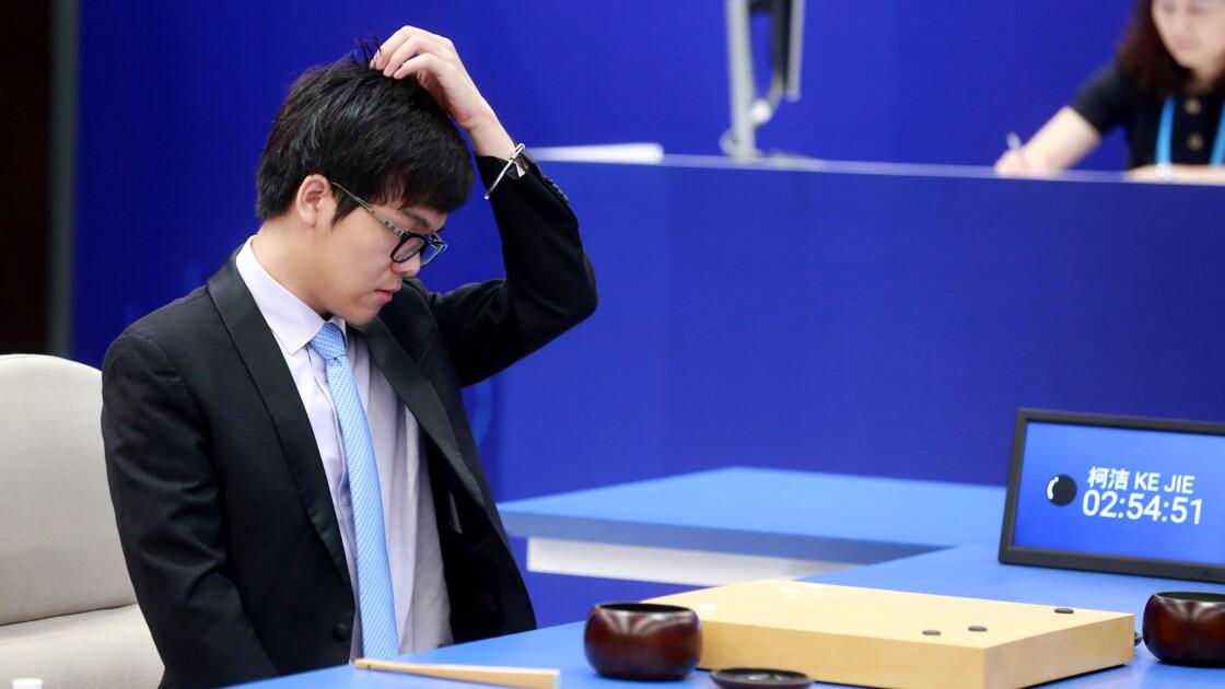 L'ordinateur l'emporte sur le petit génie chinois du jeu de go