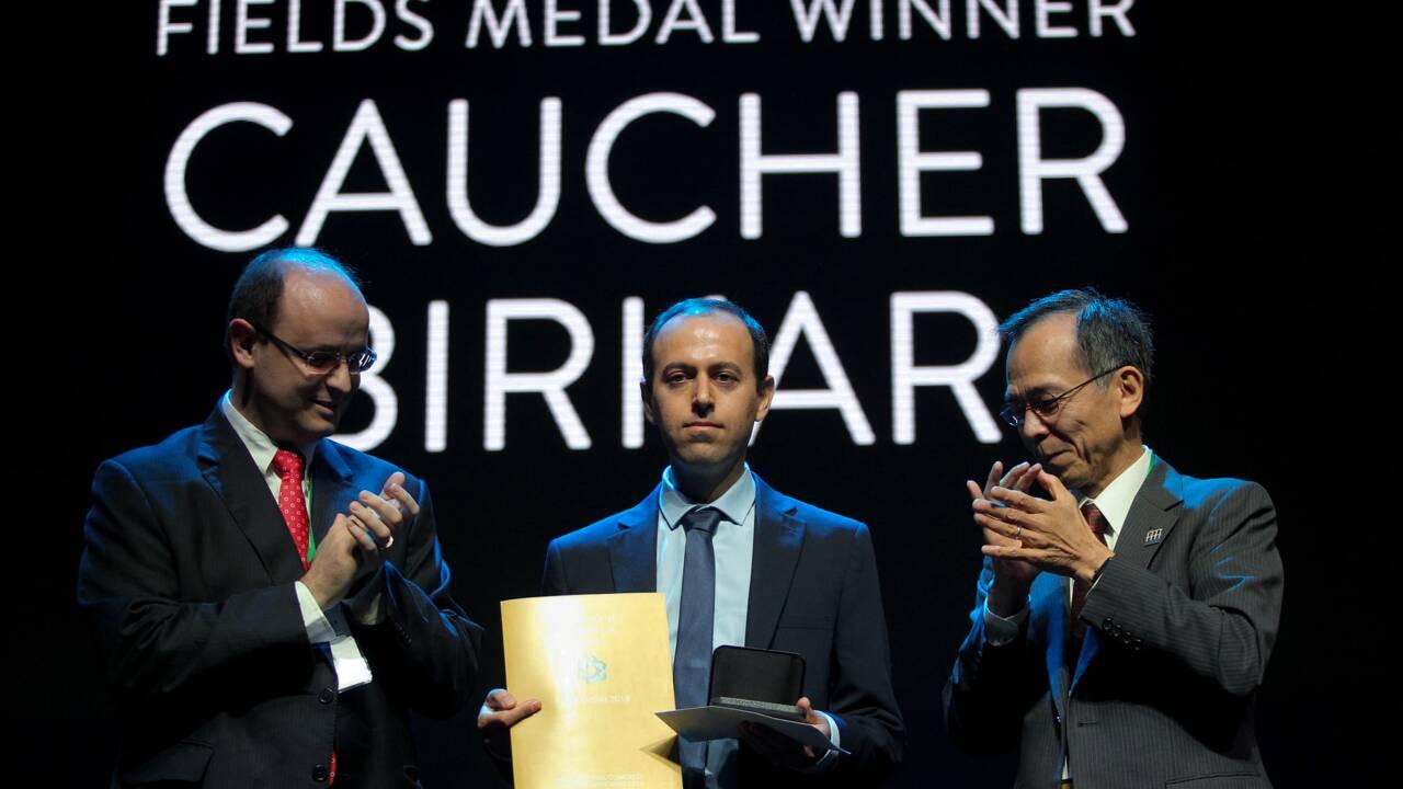 Médaille Fields volée à Rio: le lauréat va en recevoir une autre